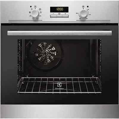 Electrolux EZB3400AOX Stainless steel, Rotary, Height 59 cm, Width 59.4 cm