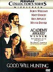 Good Will Hunting: Special Edition (Wide DVD