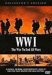 WWI War: The War to End All Wars DVD