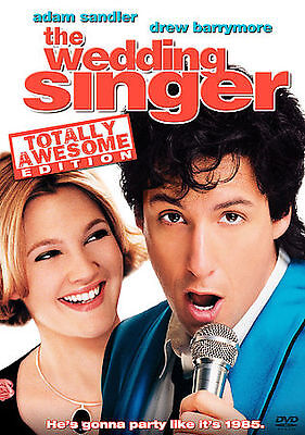 The Wedding Singer (Totally Awesome Edit DVD