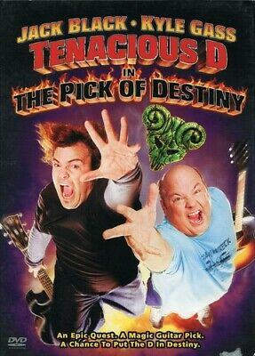 Tenacious D in The Pick of Destiny DVD