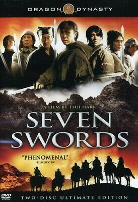 Seven Swords DVD