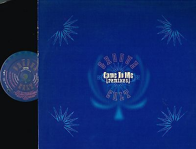 "GROOVECULT Come To Me (Remixes) 12"" VINYL Dance Pool 660465 8 HOLLAND @Exclt@"