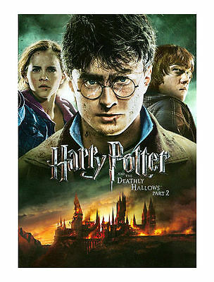 Harry Potter And The Deathly Hallows, Pa DVD