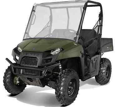 Polaris Oem Mid Size Ranger Lock And Ride Poly Windshield 2879108