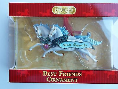 Breyer 2016 BEST FRIENDS  Ornament, Christmas Holiday – Added Ornament Ship FREE