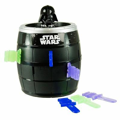 Tomy Star Wars Pop Up Darth Vader, Action Classic Family Retro Kids Game - 72396
