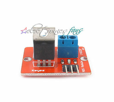 MOSFET Button IRF520 MOSFET Driver Module for Raspberry pi Arduino ARM IRF520