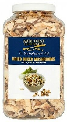 Gourmet Food Dried Mixed Mushrooms Shiitake Oyster Porcini Soups Lasagne 400 g