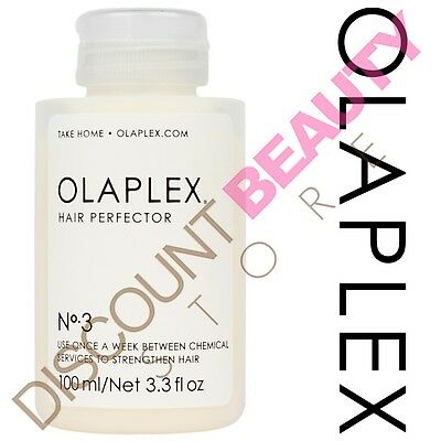 OLAPLEX Hair Perfector No 3 Number 100mL | UK SELLER | NEW SEALED | MADE IN USA