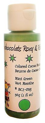 Cocoa Butter -  2 oz - Mint Green