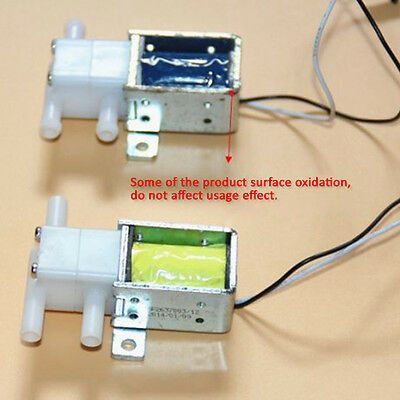 1Pcs Used DC12V Solenoid Valve 3-way Water Vaive For Coffee Machine Fishbowl