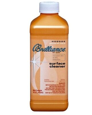 Brilliance for Spas Surface Cleaner (16oz)