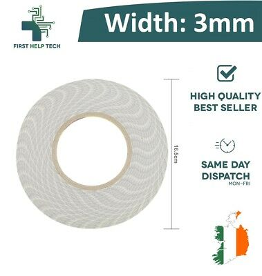 3mm 3M Double Sided Adhesive Sticker Tape for Mobile Phone Touch Screen Repair