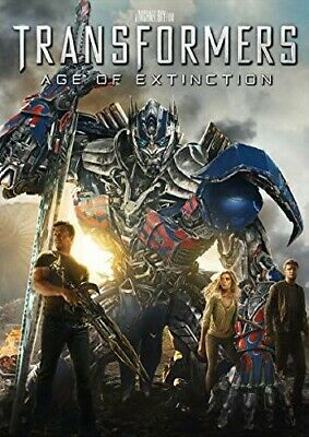 Transformers: Age of Extinction DVD