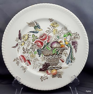 Johnson Brothers Bird of Paradise Dinner Plate 10""