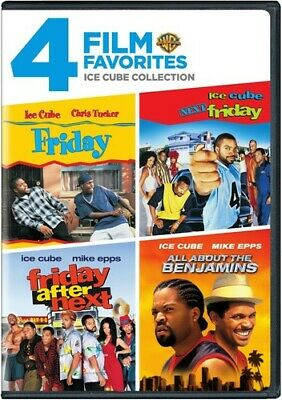 4 Film Favorites: Ice Cube Collection DVD
