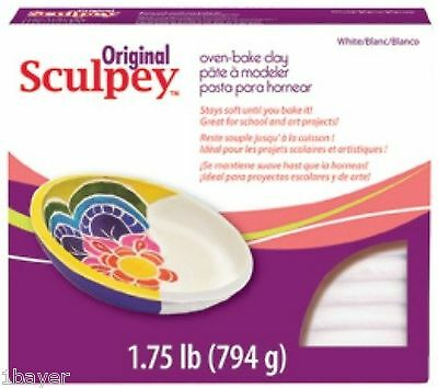 Sculpey Kitchen Bakery Oven Bake Art Craft School Party Supply Hand Molding Clay