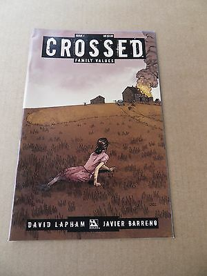 Crossed : Family Values 4.  Avatar  Press 2010 - VF