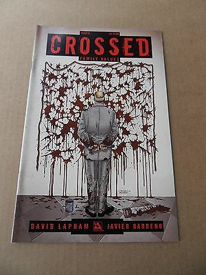 Crossed : Family Values 6.  Avatar  Press 2010 - VF