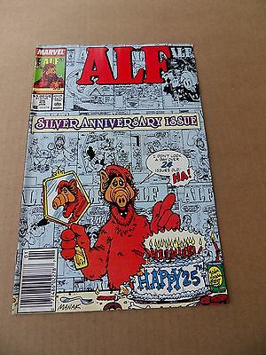 Alf (TV) 25 .   Marvel 1990 -   FN +