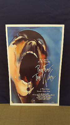 PINK FLOYD THE WALL Movie Poster 11 x 17 Collectible Print