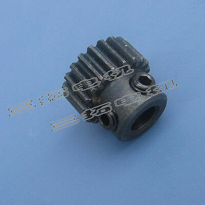 1PCS 1Mod 20T Metal Spur Gear Motor Gear For Hardware Mold Transmission parts
