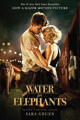 Water For Elephants Mti - Sara Gruen (2011, Livre NEU)