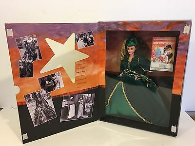 Hollywood Legends Collection Barbie As Scarlett O'hara / Gone With The Wind 1994