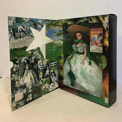 Hollywood Legends Collection Scarlett O Hara Barbie 1994