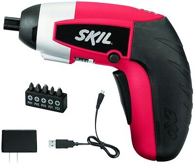 Skil iXO Lithium Ion Li ion Cordless Screwdriver Battery Pistol Rechargeable
