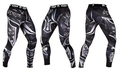 Venum Gladiator 3.0 BJJ Spats Wrestling Grappling Tights Compression JIU JITSU