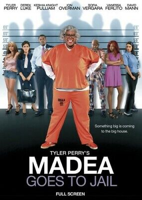 Tyler Perrys Madea Goes to Jail (Fullscr DVD