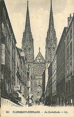 63 Clermont-Ferrand Cathedrale Ll