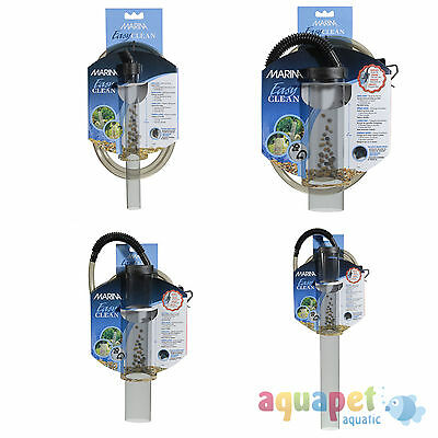 Marina Easy Clean Aquarium Gravel Cleaner Various Sizes