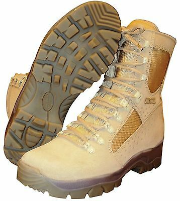 Meindl Desert Fox Boots - Various Sizes - Brand New In Box - British Army