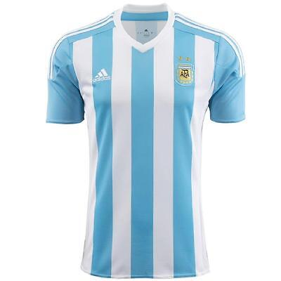 ARGENTINA Adidas Home Shirt 2015/16 NEW S,M,L,XL Soccer Jersey Camiseta Copa