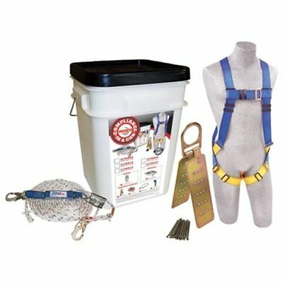 3M DBI Sala Protecta 2199803 Compliance in a Can Roofer's Fall Protection Kit XX