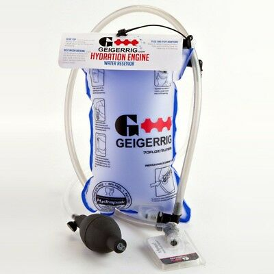 Geigerrig 2 Litre Hydration Engine Bladder Reservoir Hydration Pack Accessory