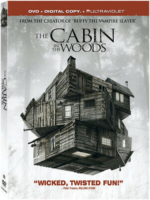 The Cabin In The Woods [DVD + UltraViole DVD
