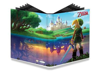 THE LEGEND OF ZELDA SAMMELALBUM BINDER - für 360 Karten - auch f. POKEMON, MAGIC