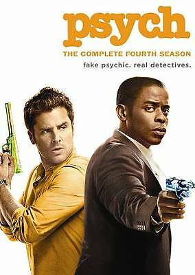 Psych Seasons 5-8 Foil Parallel The Musical Chase Card PM4