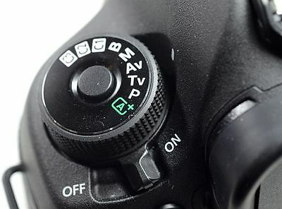 For Canon EOS 5D Mark III 5D3 Part Dial Mode Interface Cap (Next day delivery)