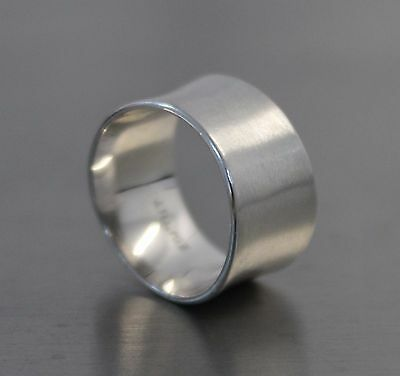 ESPRIT SILBER 925 RING 91120A Bold & Pure GR. 56 / 16 (8) - UVP 50 EURO - 8.