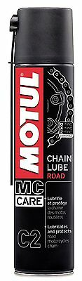 Motul Grasso catena CHAIN LUBE ROAD FL 400ml