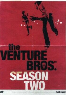 The Venture Bros. - Season Two DVD