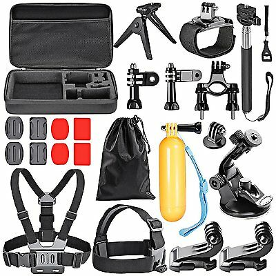 Neewer  21 In-1 Kit De Accesorios Para GoPro 4 3+ 3 2 1 SJ4000/7000/6000/5000