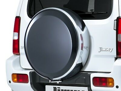 Suzuki Genuine Jimny SZ4 Hard Spare Wheel Case Protective Cover 990E0-57M13-000