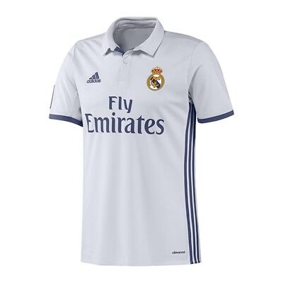 adidas Real Madrid Trikot Home 2016/2017 Weiss