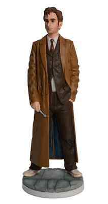 Harrop Doctor Who Tenth Doctor David Tennant 2005-2010 Figurine 250 Ltd WHO19